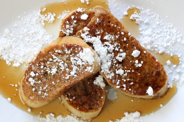 homemade french toast recipe, how to make french toast