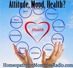 Attitude Mood and Health Podcast