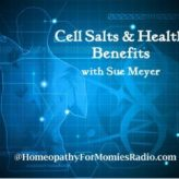 Cell Salts part 2 podcast