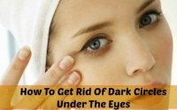 Electro Homeopathic Treatment of Dark Circle