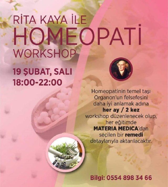 rita kaya homeopati