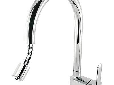 Extractable Kitchen Taps -0