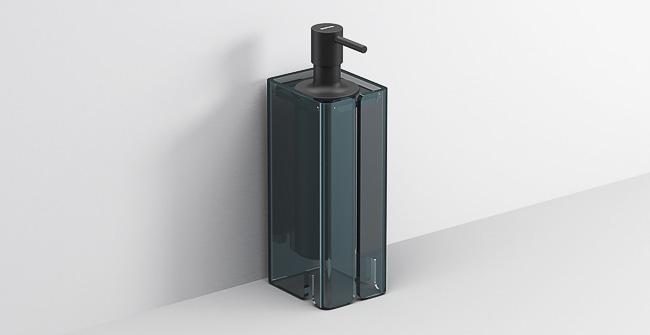 Luce soap dispenser