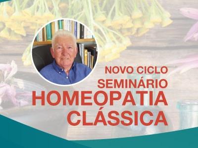 Seminário de Homeopatia Clássica – 18 de Novembro de 2018