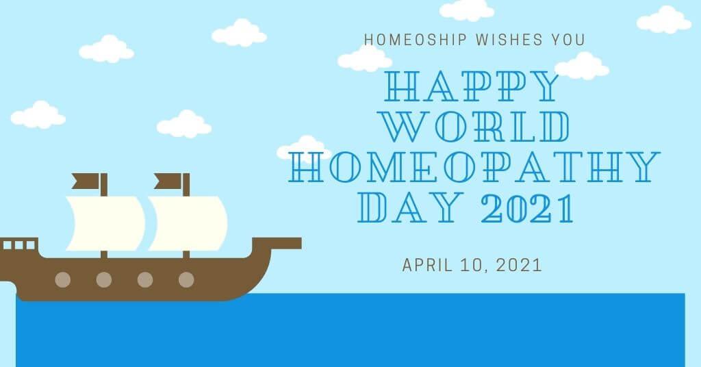 happy World Homeopathy Day 2021