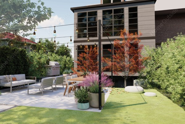 Home Outside Online Landscape Design Services