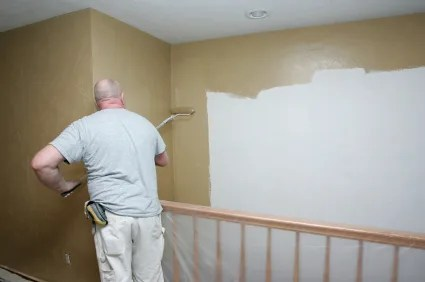 Indoor professional painter