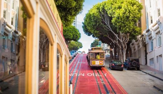 サンフランシスコから車を使わずにシリコンバレーを周ってみたら、結構楽しめた。