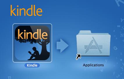 Kindle for Macをインストール2