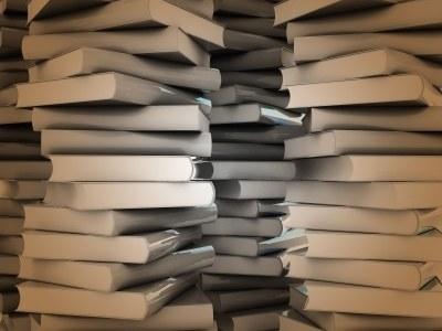 ホームページのキーワードを理解するには、本屋をイメージするとわかりやすい。