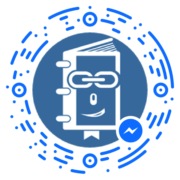 WEBマスターの手帳のMessengerコード