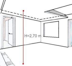 altezza minima abitabile casa di civile abitazione