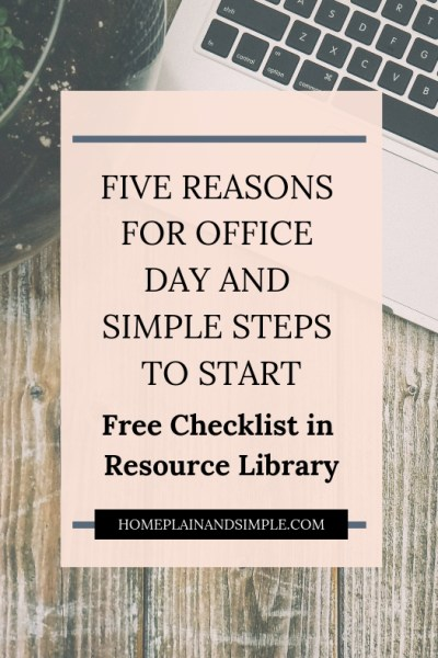 Five Reasons for Office Days and Simple Steps to Help