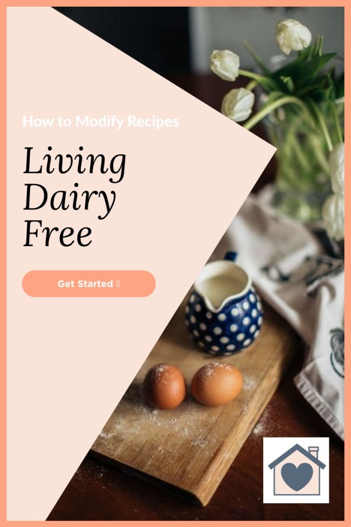 Living Dairy Free