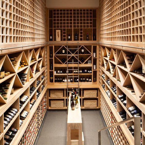 construire sa cave a vin home