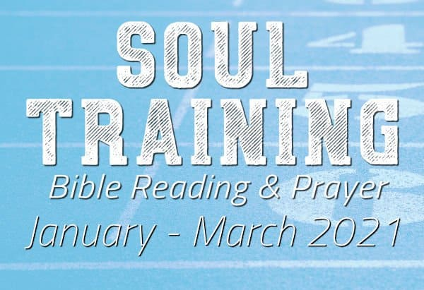 January Thru March Soul Training Guide