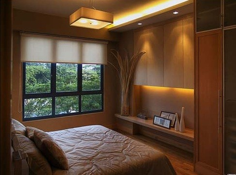 fluorescent bedroom ceiling lighting | home interiors