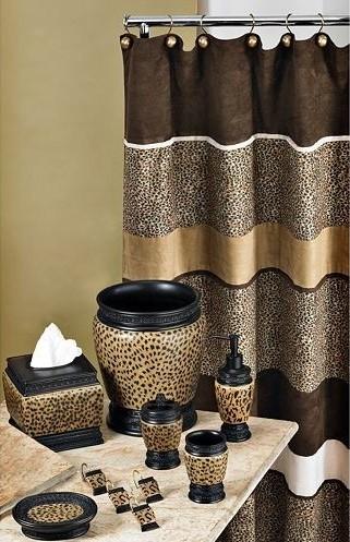 3pcs Set Flannel Zebra Pattern Non Slip Bathroom Mat Sets Bath Rug Contour Mats Toilet Lid Cover Home Decor