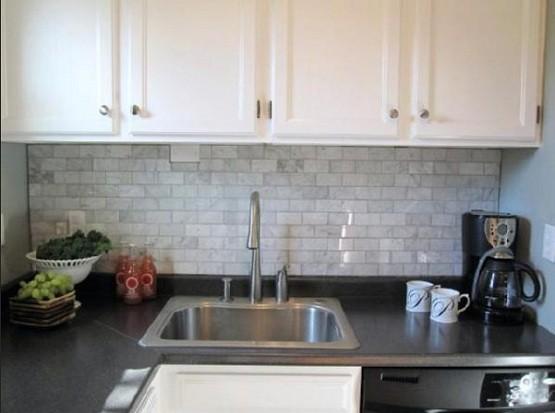 Glossy Dark Grey Laminate Countertops Home Interiors