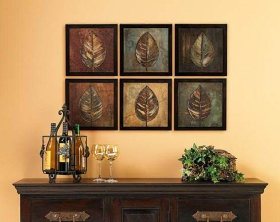 Contemporary Dining Room Wall Art Ideas