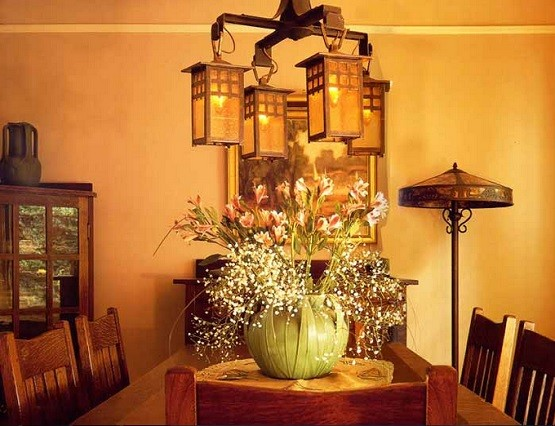 Craftsman Style Dining Room Chandeliers – Chandeliers Design