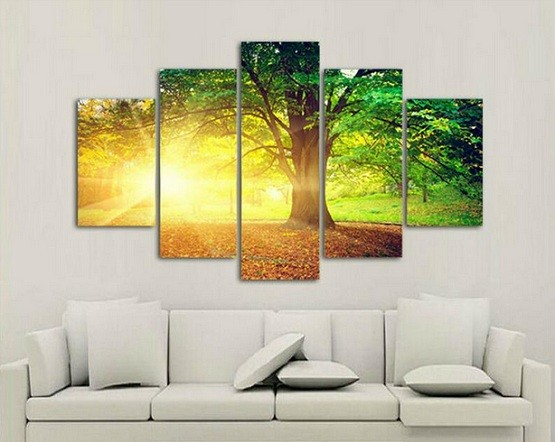 Creative Wall Art Ideas For Living Room Decoration
