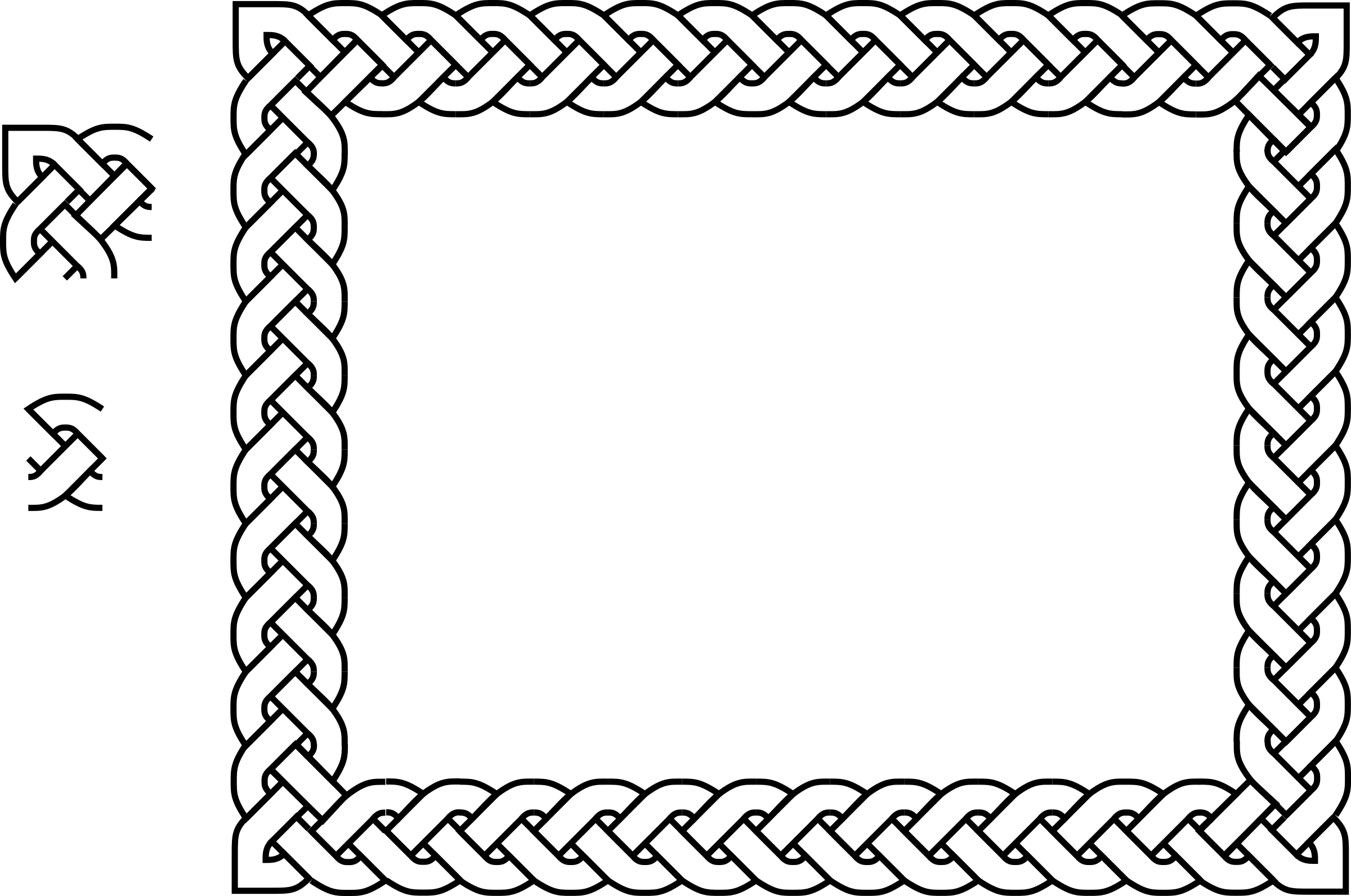 5 Outsanding Free Celtic Borders To Use