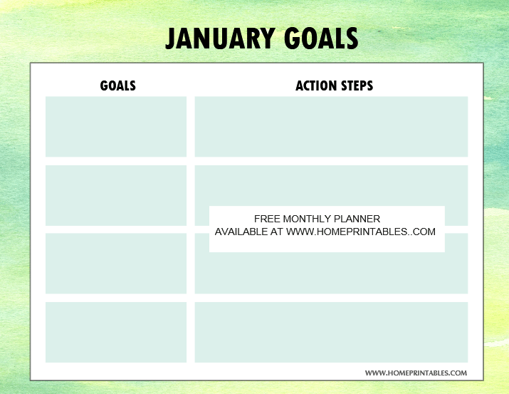 free printable new year planner free printable weekly planner