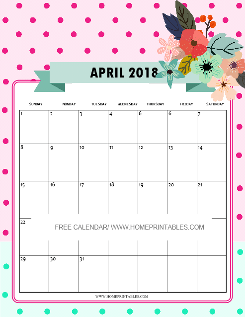 Calendar Kids April : April calendar printable free choices home