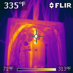 Home inspector finds loose electrical connection