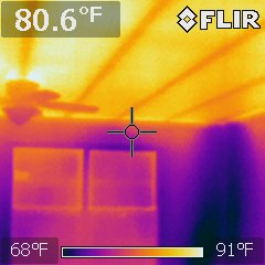 Adding insulation will lower utilities