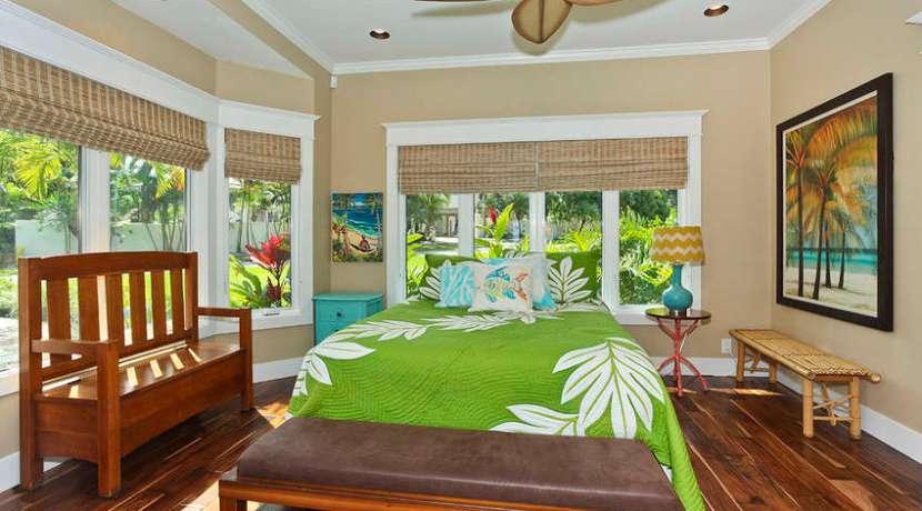 downstairs bedroom Norfolk