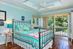 upstairs bedroom one Norfolk