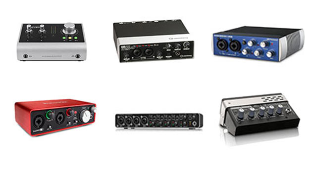 What's the Best Audio Interface For Home Recording?