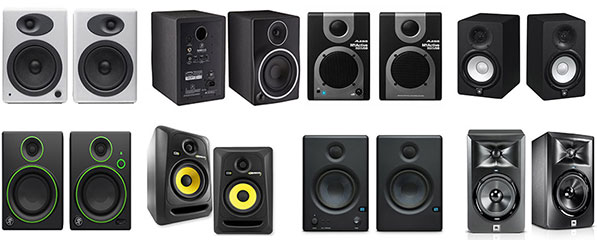 best-monitors-for-home-recording