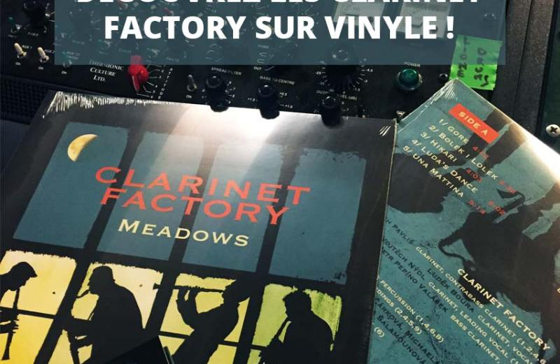 PREMIER VINYLE CHEZ HOMERECORDS.BE