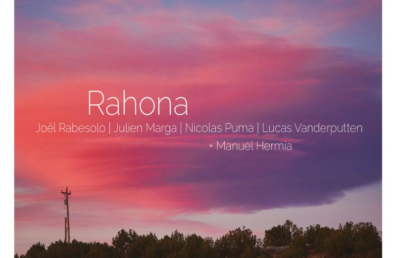 rahona – ALICE LECLERCQ Jazz News d'octobre/novembre FRance