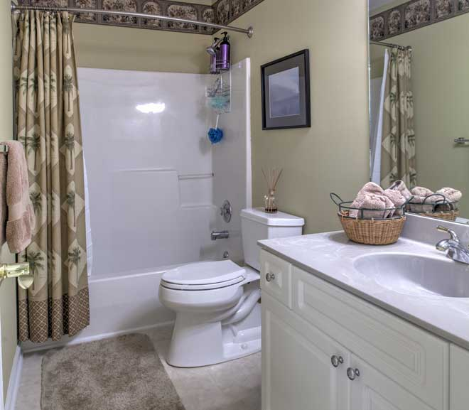 different types of shower wall options