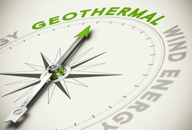 Geothermal Green Energy