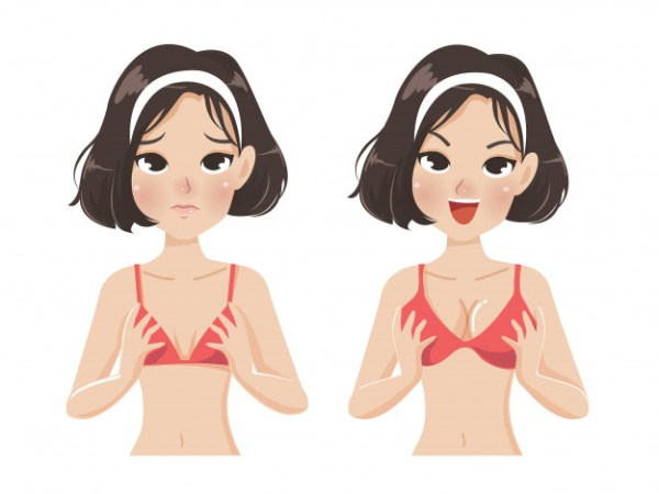 How to Increase the Breast Size at Home? Can you?