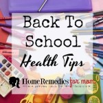 7 Back to School Health Tips
