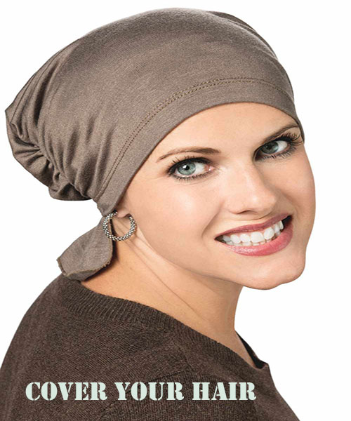 Cover your hair