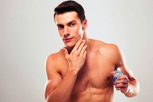 Moisturise After Shaving