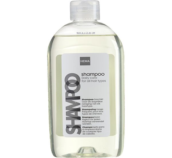 Do not Shampoo hair frequently