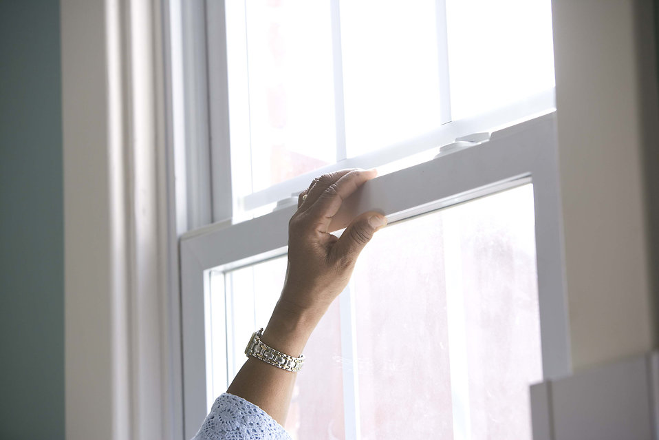 Inviesting in new windows can help save energy and make cleaning your home much easier!