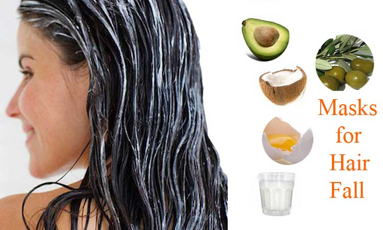 DIY 15 Homemade Masks For Hair Fall Rescue Home Remedies