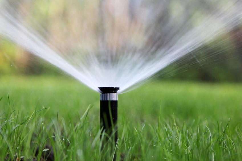 Sprinkler Installation / New Sprinklers System