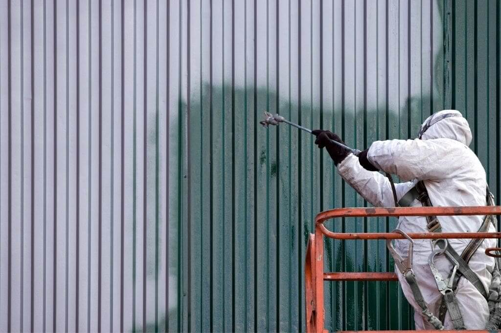 commercial painting contractor -AREA1-