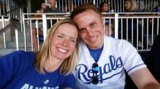 Katrina and David