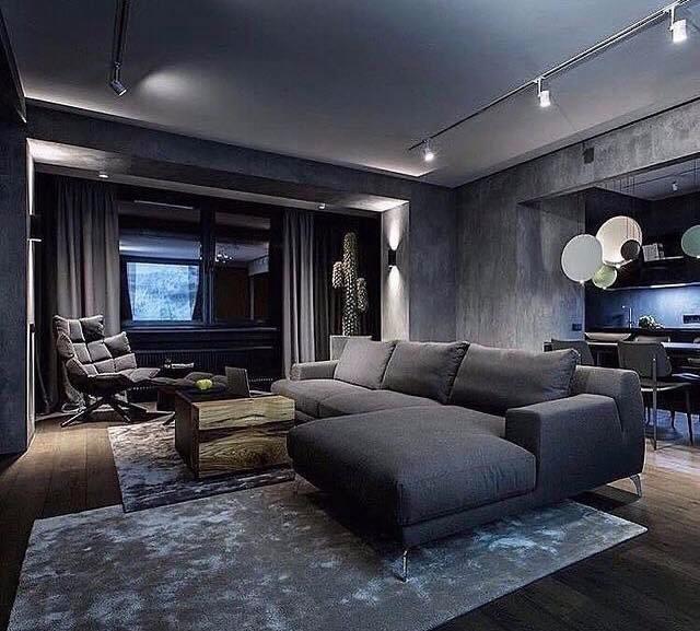 Top 12 Black Interior Design Ideas Trends 2021
